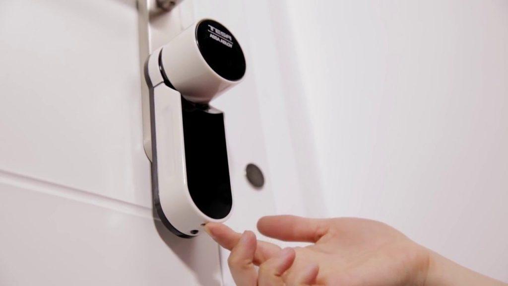cerraduras electronicas con biometria