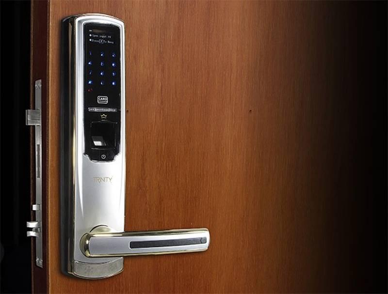 cerraduras electrónicas ejemplo